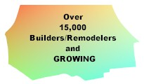 Thousands of Builders and GROWING
